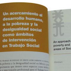 Revista de Trabajo Social UNAM